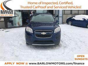 2015 Chevrolet Trax LT 1LT **Bitcoin Accepted**