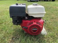 Honda GX340 11.0 real engine not Chinese Copies you see excellent Working order