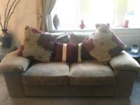 3 seater & 2 seater sofa. Excellent condition!