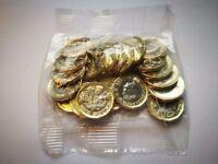 £1 2016 coin bag