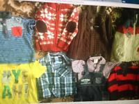 Baby bundle cloths