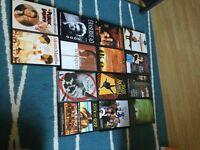 Huge lot of region 1 (North America) DVDS!