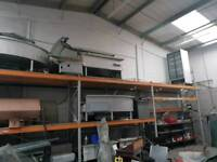 Industrial Tall Racking For Sale