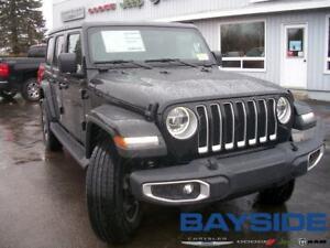 2018 Jeep All-New Wrangler Sahara