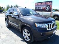 2011 Jeep Grand Cherokee LIMITED!! DVD!! ROOF!!