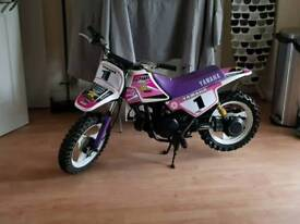 Yamaha PW50 genuine