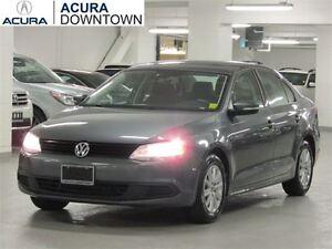2013 Volkswagen Jetta ComfortLine/NO ACCIDENT/Sunroof/Bluetooth/