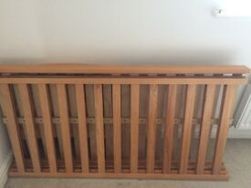 Kub Nativa Cot Bed