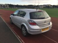 FOR SALE - Silver Vauxhall Astra (2008) £1700 ono