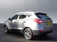 Hyundai ix35 CRDI SE NAV (grey) 2014-11-14