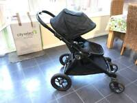 City select double travel system