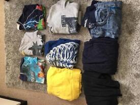 Boys clothes age 8-9