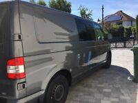 Vw transporter MINT lwb kombi/camper/dayvan trendline only 19750 miles NO VAT