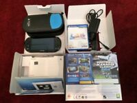 Sony Playstation PS Vita Slim Console, Boxed Like New, 32GB Memory Card, Case, FFX