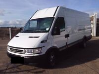 2005 Iveco Daily Twin Wheel 35C12 Extra Long