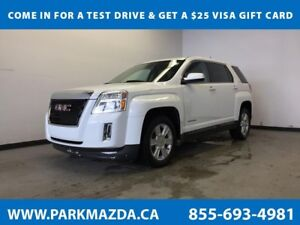2013 GMC Terrain SLE AWD - Bluetooth, Backup Cam, AUX Input