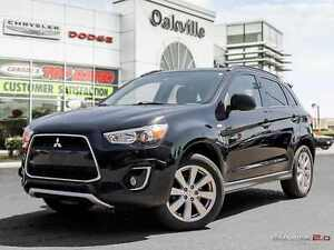 2014 Mitsubishi RVR GT   4WD   HEATED SEATS   BLUE-TOOTH   OPEN
