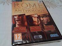 Rome Total War Anthology (Brand New )