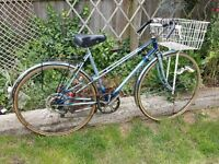 Barn find - Ladies Raleigh Wisp Bicycle - Barn Find