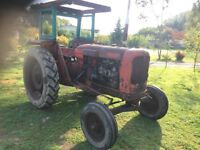 Nuffield universal four tractor