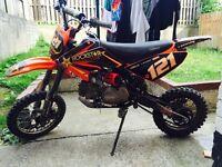 Yx 140 pitbike 600 Ono pit bike