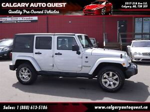 2011 Jeep WRANGLER UNLIMITED 70th Anniversary 4x4/NAVI/LEATHER
