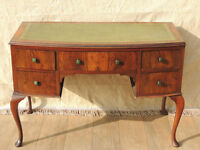 Antique quality wooden desk (delivery)