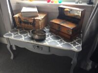 Sturdy Coffee Table for upcycling