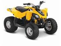 2016 can-am DS 90 -