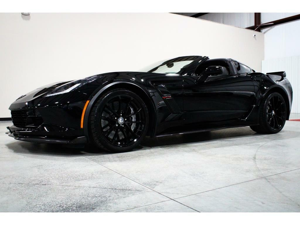 2019 Black Chevrolet Corvette Z07 3LT | C7 Corvette Photo 9