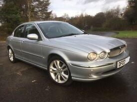 2007 Jaguar X Type Sovereign 2.0D Turbo Diesel, Full Service History, long MOT, may swap or part ex