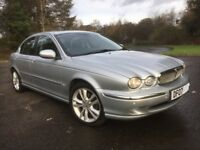 2007 Jaguar X Type Sovereign 2.0D Turbo Diesel, Full Service History, long MOT
