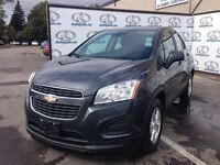 2013 Chevrolet Trax LS-model  sporty and great on gas ... Hands