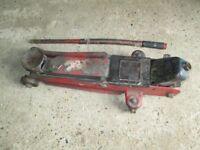 Heavy Duty Hydraulic Trolley Floor Jack