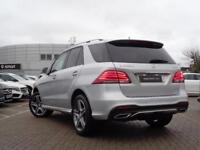 Mercedes-Benz GLE Class GLE 250 D 4MATIC AMG LINE (silver) 2016-09-27