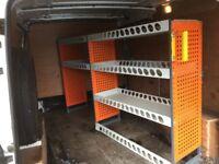 Van shelving - Good condition
