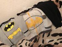Batman Pj's & Hoody