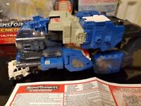 Transformers Ultra magnus boxed with instructions