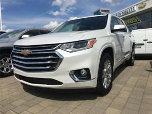 2018 Chevrolet Traverse High Country HIGH COUNTRY