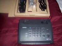 telephone fax machine