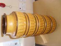 West German Floor Vase (Large) No 268-40