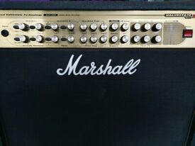 Marshall AVT 275 2x12 150 Watt Combo with Bulit in FX. FX loop,Emulated Line out