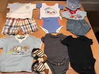 UV / SPF clothing 0-3M