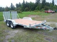 GALVINIEZED UTILITY TRAILERS PARTS SERVICE ADVANCE TRAILER MFG