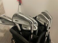 Titleist CB 718 Forged irons