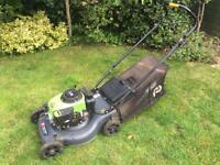 Rotary Petrol 4 Stroke Lawnmower Grass Cutter ( Hedger Trimmer Honda Mountfield Lawn Garden )