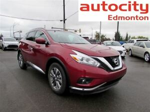 2017 Nissan Murano SL AWD Leather Sunroof Navigation