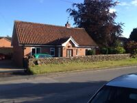 Holiday Let on Yorkshire Wolds Way - PETS allowed - ideal for walkers & cyclists