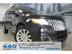 2014 Lincoln MKX | 3.7L LIMITED, CUIR, TOIT, NAVIGATION