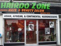 RUNNING BARBER SHOP HAIRDO FOR SALE YOU CANT MISS IT!
